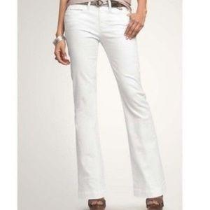 GAP Long Lean flare Jeans 6